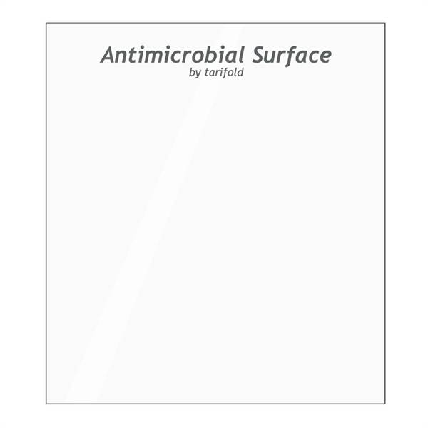 Antimicrobial adhesive stickers, A4 - 10 pcs.