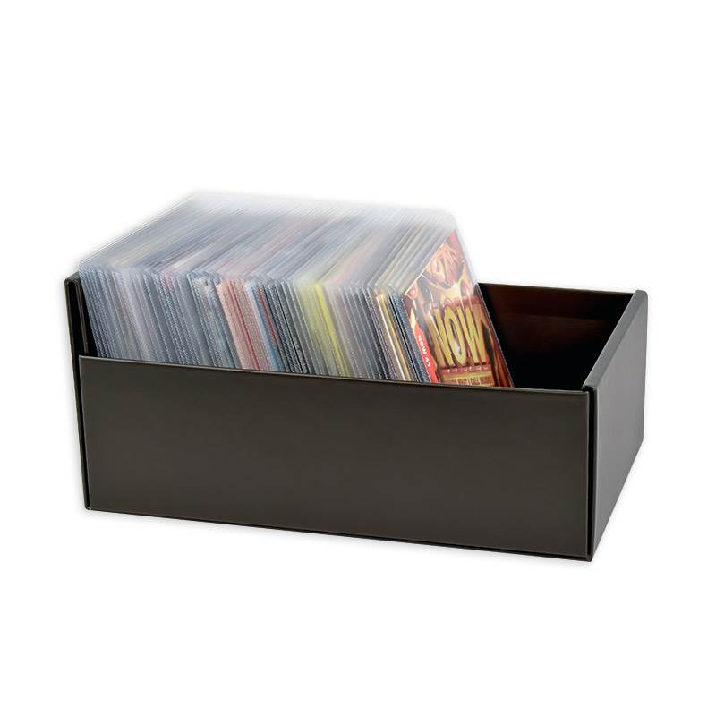 CD sleeves for CD storage with room for cover - 100 pcs.