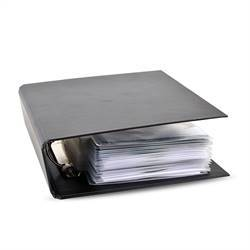 DVD binder - binder for DVD storage