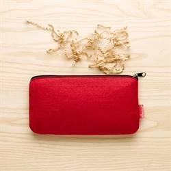 Pouch, red (small)
