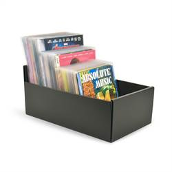 Storage box for DVD, CD and Blu-ray sleeves. Perfrect DVD storage solution