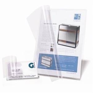 Laminating Pouches, self-adhesive, 300 Micron [pack of 10]